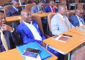 RDC/Sud-Kivu : le calendrier parlementaire de la session de mars adopté