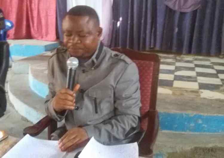 RDC/Tshikapa : Le journaliste Mac Laurin Tshimanga, victime d'un accident occasionné par la Pcr