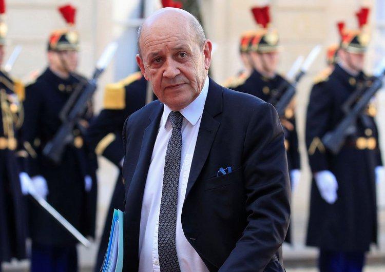 RDC : Yves Le Drian, ministre Français des affaires étrangères est attendu à Kinshasa