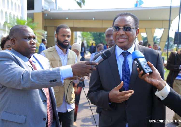 """Primature : Bruno Tshibala démissionne et se dit """"satisfait"""" de son gouvernement"""