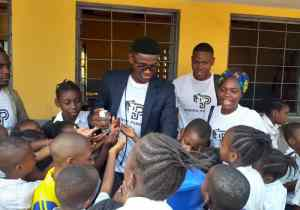 """Kinshasa : Lancement de la campagne """"Zéro sachet dans mon école"""""""