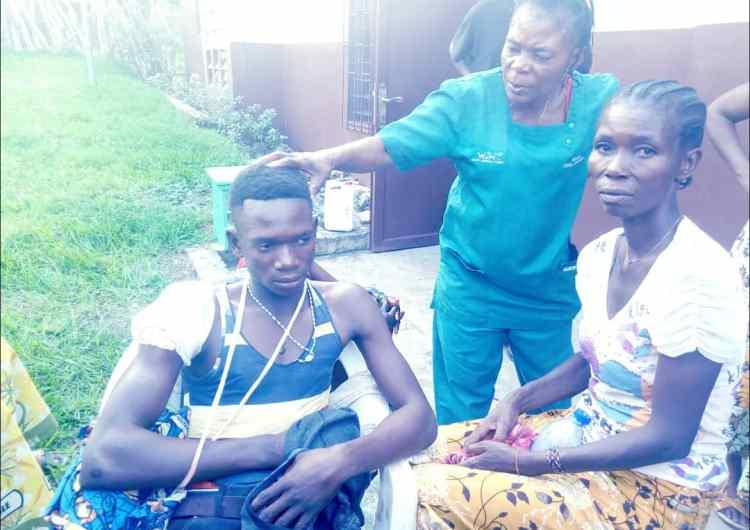 RDC/Bukanga-Lonzo: un élève blessé par balles
