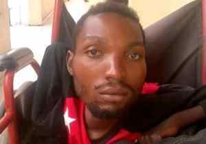 RDC: Prince Mundenga à l'Assemblée nationale sur chaise roulante
