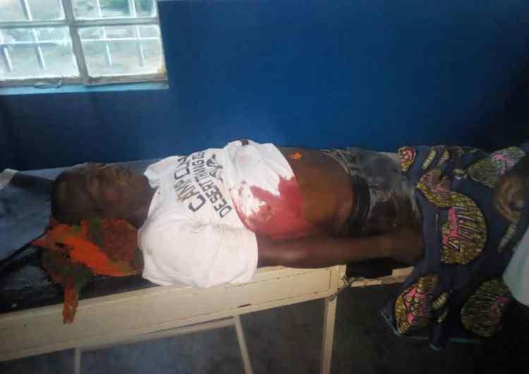 Horreur à Luvungi: un député national ordonne à un PM de tirer sur un jeune !