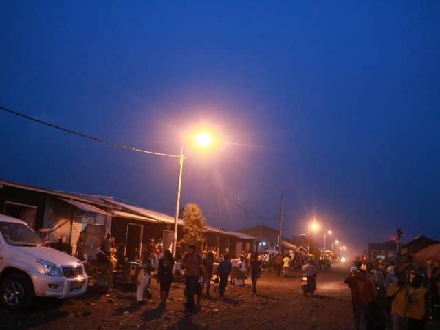 Nyirangongo : Turunga alimentée en électricité ce lundi