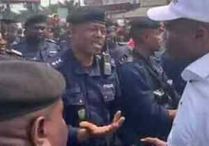 RDC : Fayulu ramené de force chez lui pour empêcher la manifestation