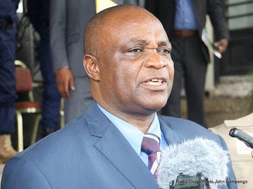 RDC/ CENI: Le vice-président Norbert Basengezi a démissionné.