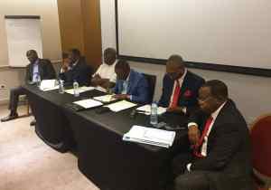 Présidence du Sénat : l'AFDC & Alliés boude Thambwe Mwamba et impose Bahati Lukwebo
