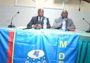"""RDC : le """"Mouvement Debout Congolais"""" exige la démission des juges de la Cour constitutionnelle"""