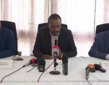 """Ebola urgence mondiale : """"La RDC la considérait ainsi depuis un an"""" (Oly Ilunga Kalenga)"""