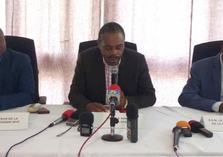 Nord-Kivu/Ebola: Oly Ilunga déconseille l'imposition des mains par les hommes de Dieu pendant les prières