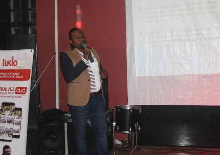 TUKIO : la 1ère application de réservation des salles des fêtes de Kinshasa à distance est là !