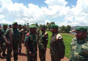 """RDC/Ituri: après avoir récupéré Wago, le Lt général Amisi """"Tango Four"""" se rend à Minembwe au Sud-Kivu"""
