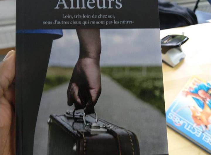 Tribune: AILLEURS de Alain Tito Mabiala( par Caroline Despont, Auteure)