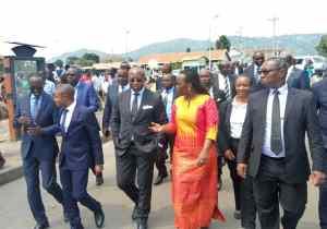 Ebola : la réunion transfrontalière bilatérale RDC-Rwanda a débuté ce mardi à Rubavu