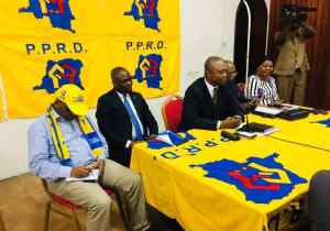 PPRD : le quota des jeunes dans le gouvernement au coeur de l'entretien entre Shadary et la jeunesse du parti