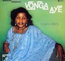 Kinshasa : la chanteuse Vonga Aye hospitalisée