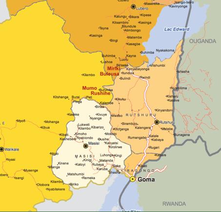 Map Blog FDLR