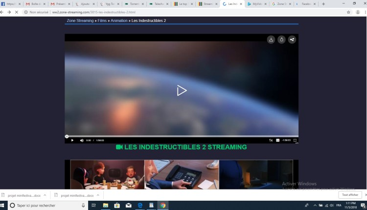 Zone Streaming