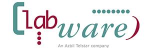 Logo lab ware