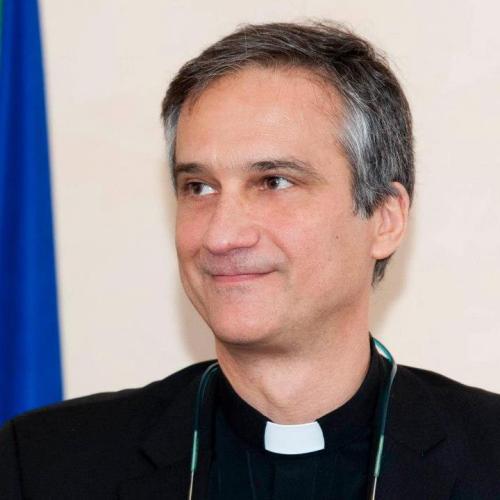Monseñor Darío Viganò