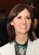 Dip. María Macarena Chávez Flores