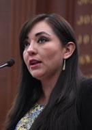 Dip. Juanita Noemí Ramírez Bravo