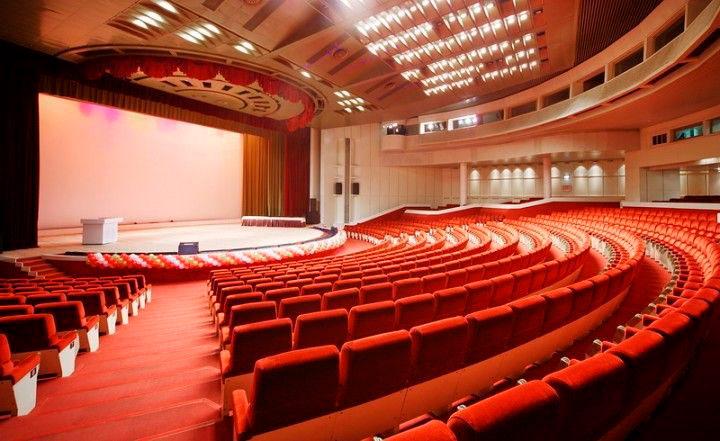 Отель Санкт-Петербург - Концертный зал, 1450 м2