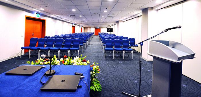 ЦМТ Москвы - Конференц зал Амур + Енисей, Волга + Енисей