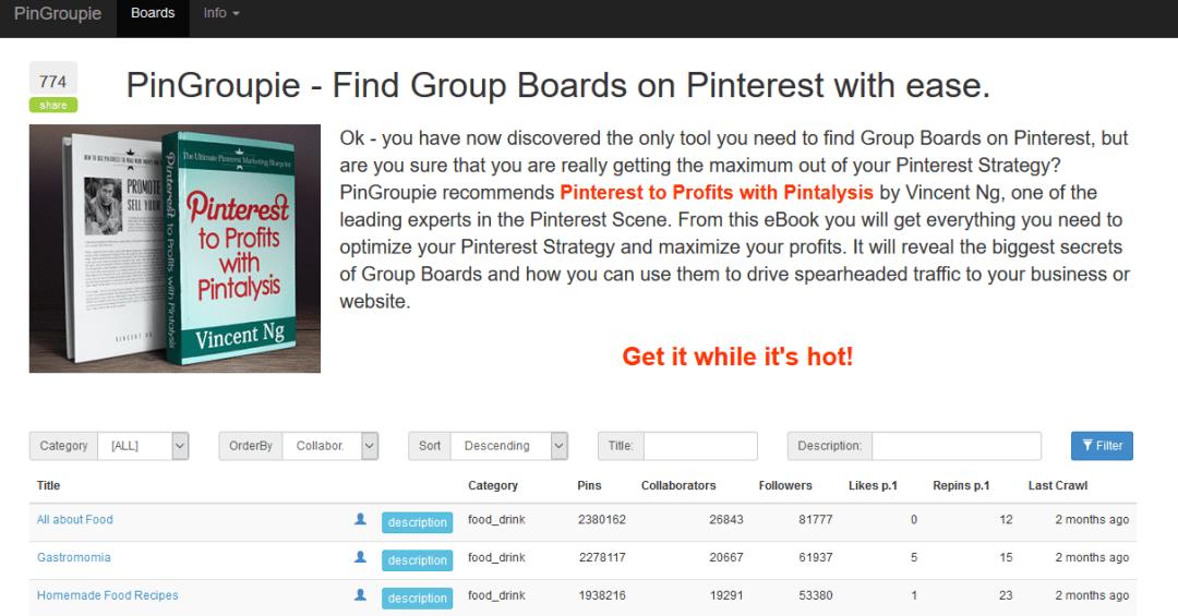 pingroupie image