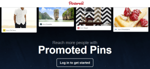 promoted pins
