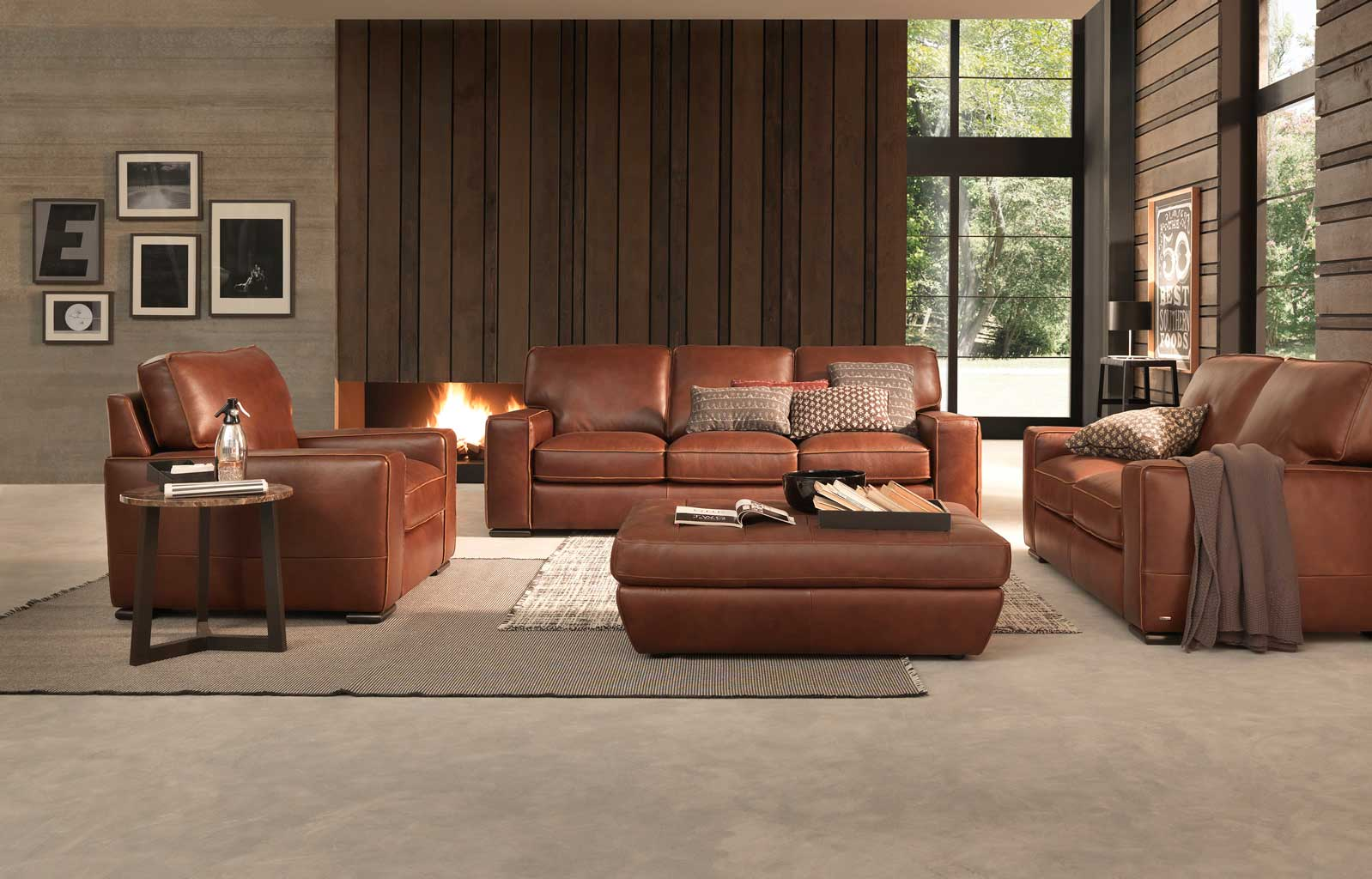 SOFA COLLECTIONS AT DIRECT