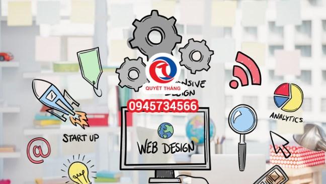 Dịch vụ thiết kế website tại Hóc Môn