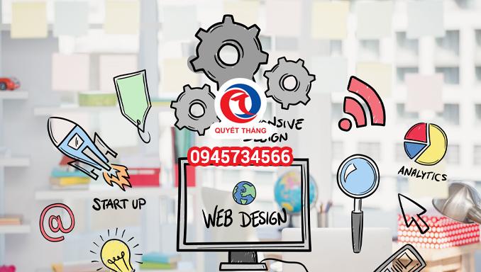 Dịch vụ thiết kế web tại bình thạnh