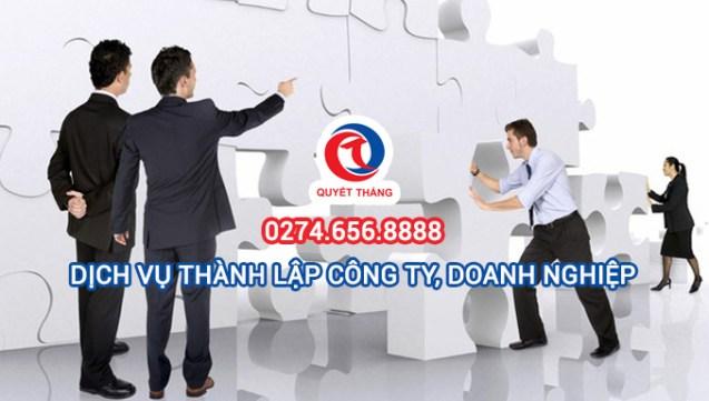 Dịch vụ tư vấn thành lập công ty tại Tân Uyên
