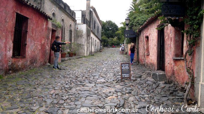 Calle de Los Suspiros.