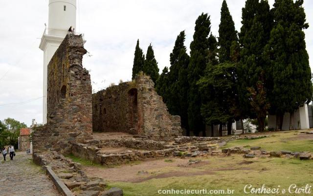 Farol e Ruínas do Convento de São Francisco