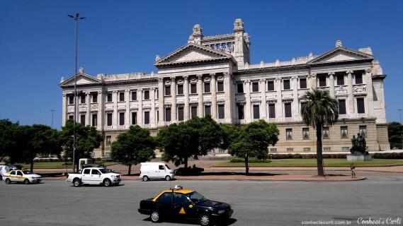 Uruguai e Buenos Aires, eu fui
