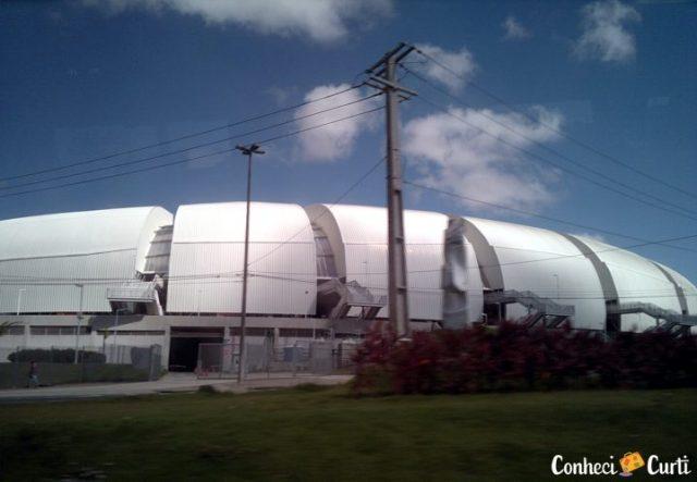 Arena das Dunas - Natal, RN