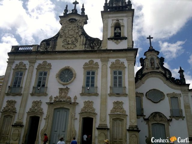 Igreja Nossa Senhora do Carmo, João Pessoa - Paraíba