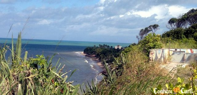 Ponta do Seixas, Paraíba.