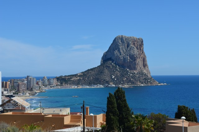 Calpe - Vista do Mirante