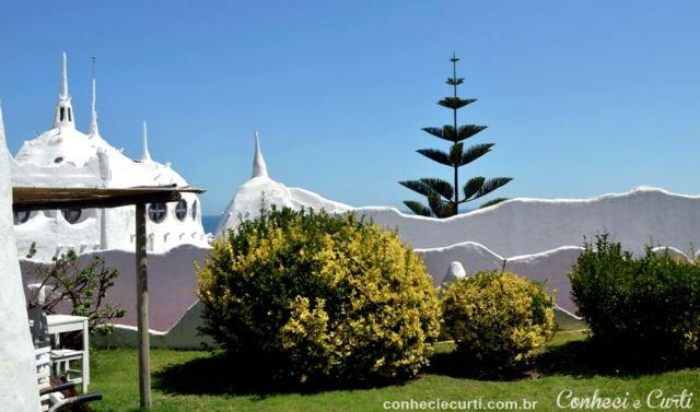 Casapueblo em Punta Ballena - pertinho de Punta del Este, Uruguai