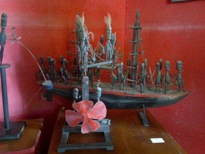 Navio Negreiro, artesanato de Pernambuco