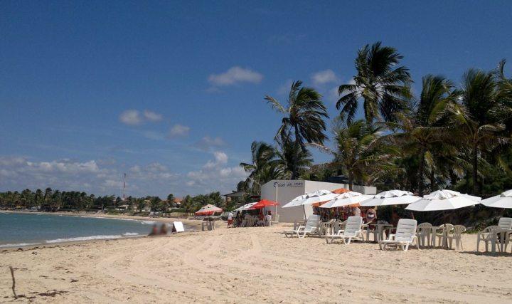 Praia Barra de Tabatinga – RN