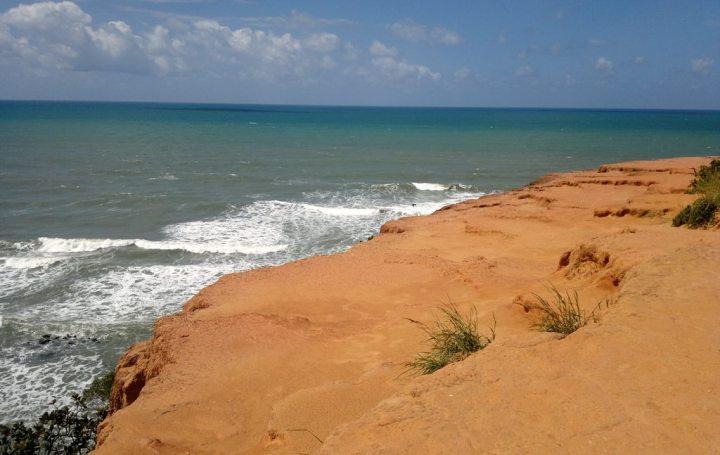 Chapadão da praia de Pipa
