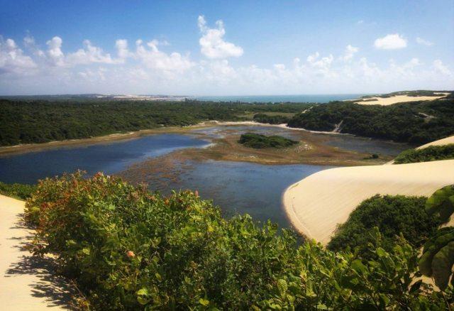 Lagoa de Genipabu – RN