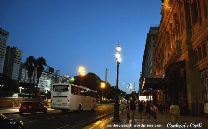 Avenida 9 de Julio, Buenos Aires.