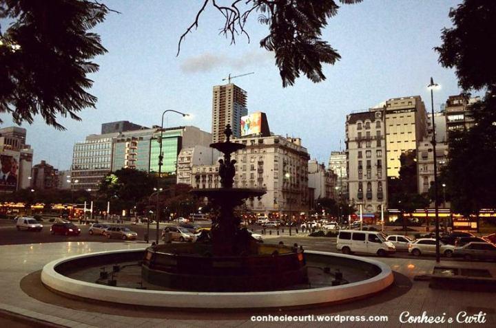 Buenos Aires, Avenida 9 de Julio