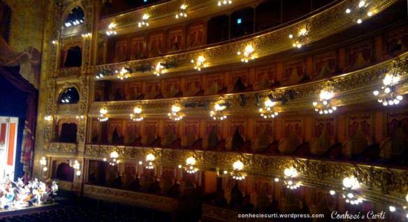 Teatro Colón em Buenos Aires.